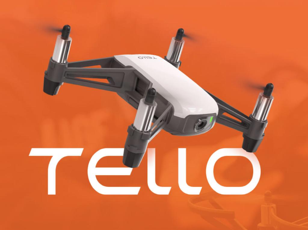 droni economici dji tello