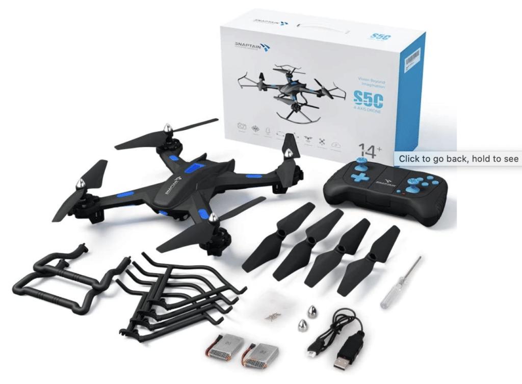 droni sotto 100 euro