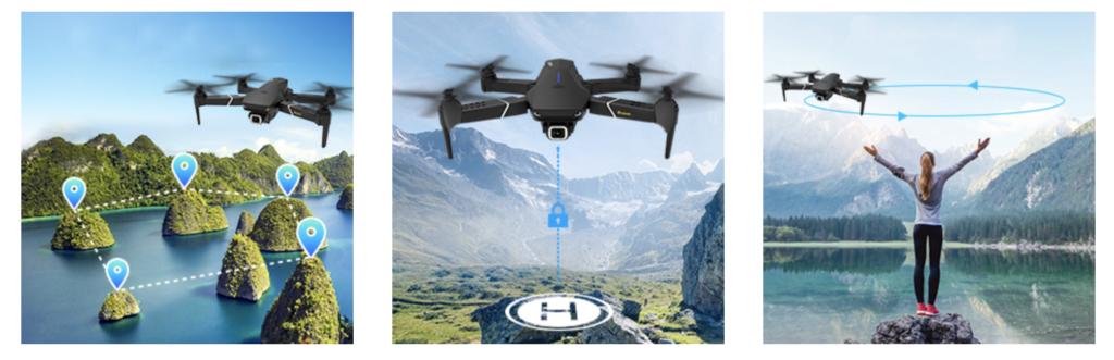 caratteristiche drone per principianti
