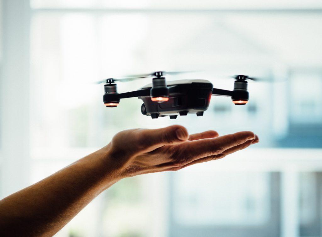 drone senza patentino