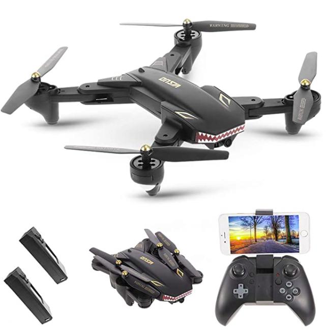 droni economici VISUO XS809S
