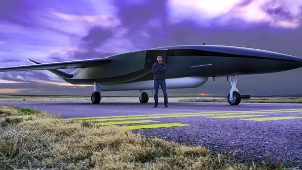 Raven x Drone più grande al mondo